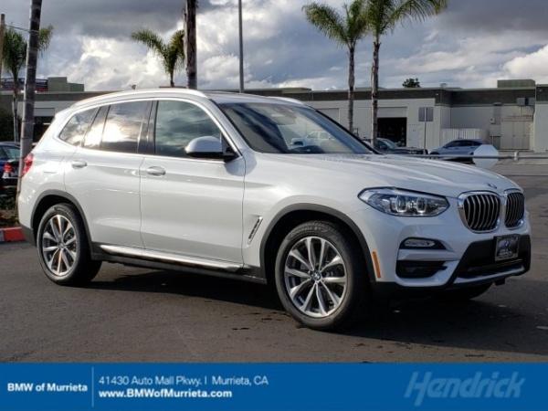 2019 BMW X3 in Murrieta, CA