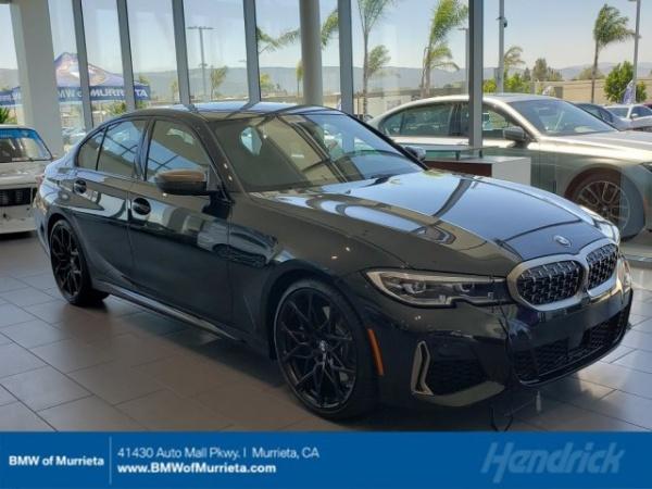 2020 BMW 3 Series in Murrieta, CA