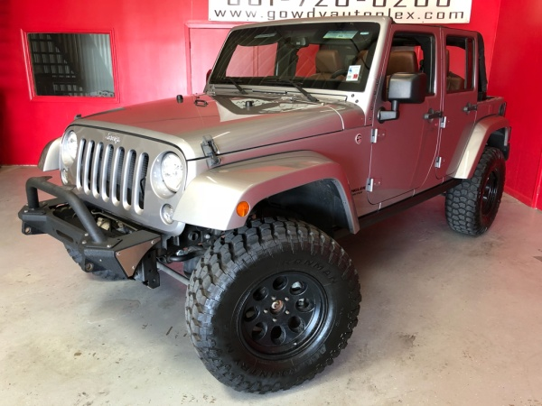 2015 Jeep Wrangler in Ridgeland, MS