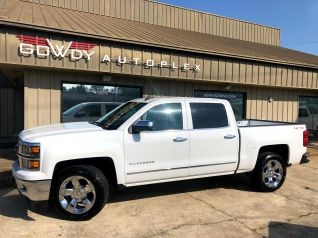 Used 2014 Chevrolet Silverado 1500 For Sale Jackson Ms Http