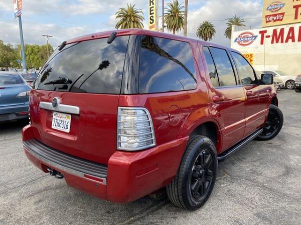 2010 Mercury Mountaineer Rwd 4dr Premier For Sale In Los
