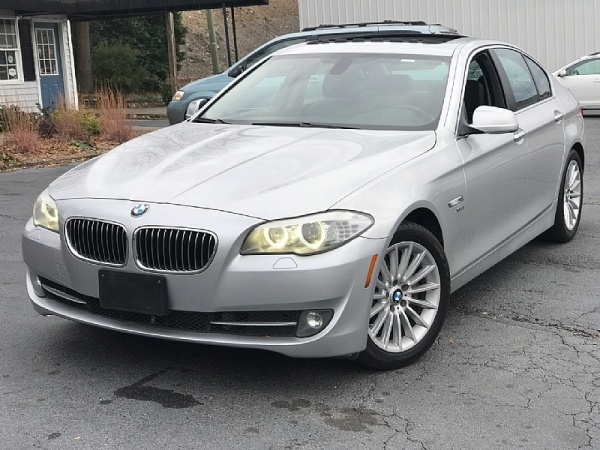 2011 BMW 5 Series in Raleigh, NC