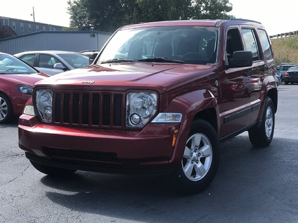 2010 Jeep Liberty in Raleigh, NC