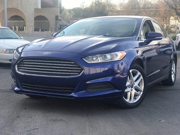 2014 Ford Fusion in Raleigh, NC