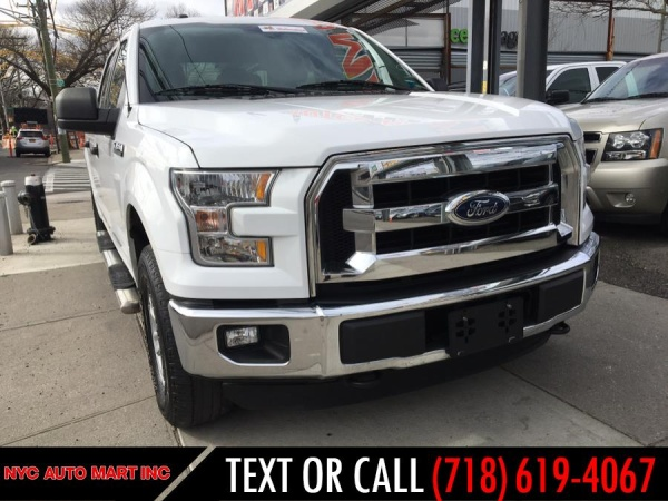 2016 Ford F-150 in Brooklyn, NY