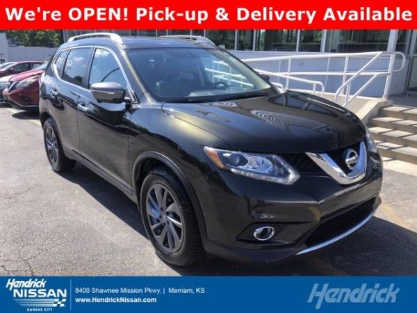 2016 Nissan Rogue in Merriam, KS