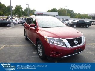 Used 2016 Nissan Pathfinder S FWD For Sale In Merriam, KS