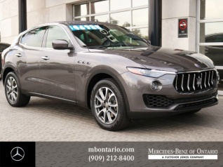 2017 Maserati Levante Suv For In Ontario Ca