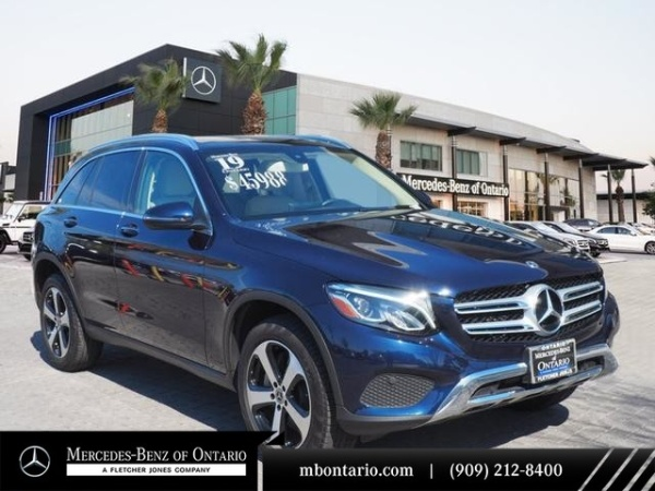 2019 Mercedes-Benz GLC in Ontario, CA