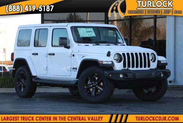 2020 Jeep Wrangler in Turlock, CA