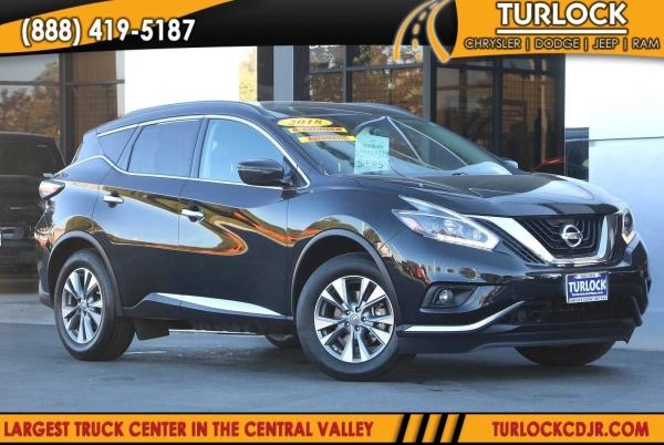 2018 Nissan Murano in Turlock, CA