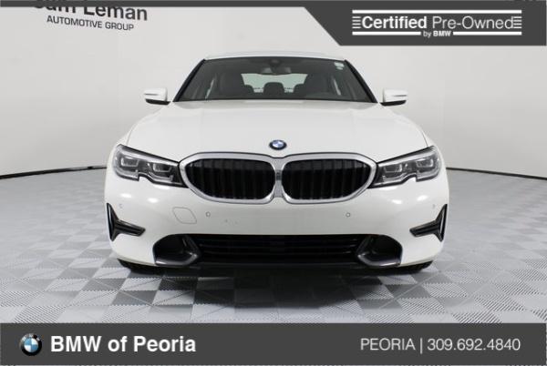 BMW Of Peoria >> 2019 Bmw 3 Series 330i Xdrive Sedan For Sale In Peoria Il
