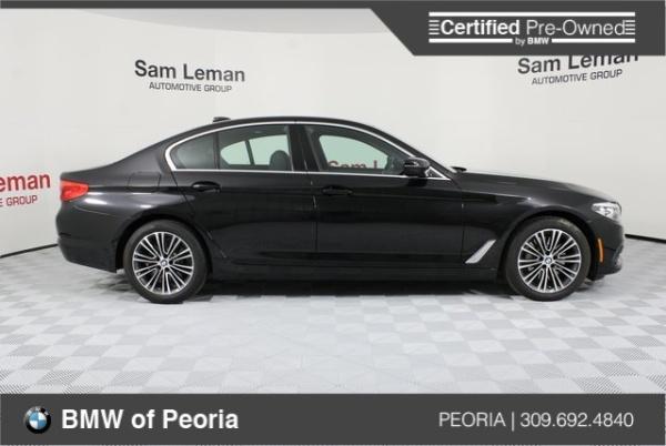 BMW Of Peoria >> 2019 Bmw 5 Series 530i Xdrive For Sale In Peoria Il Truecar