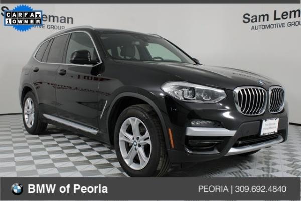 2020 BMW X3 in Peoria, IL