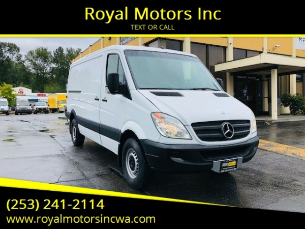 2013 Mercedes-Benz Sprinter Cargo 2500