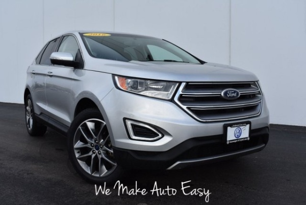 2016 Ford Edge in Crystal Lake, IL