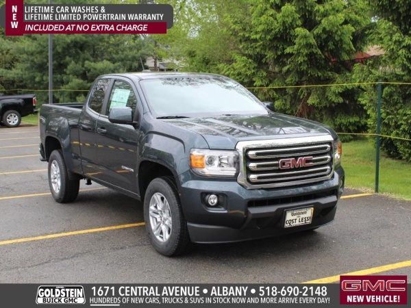 2019 GMC Canyon SLE Extended Cab Standard Box 2WD For Sale