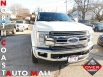 2017 Ford Super Duty F-450 Lariat Crew Cab 8' Bed 4WD DRW for Sale in Bedford, OH