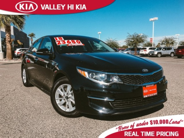 Valley Hi Kia >> 2018 Kia Optima Lx For Sale In Victorville Ca Truecar