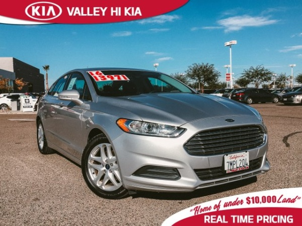 2016 Ford Fusion in Victorville, CA