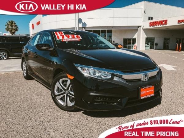 2018 Honda Civic in Victorville, CA