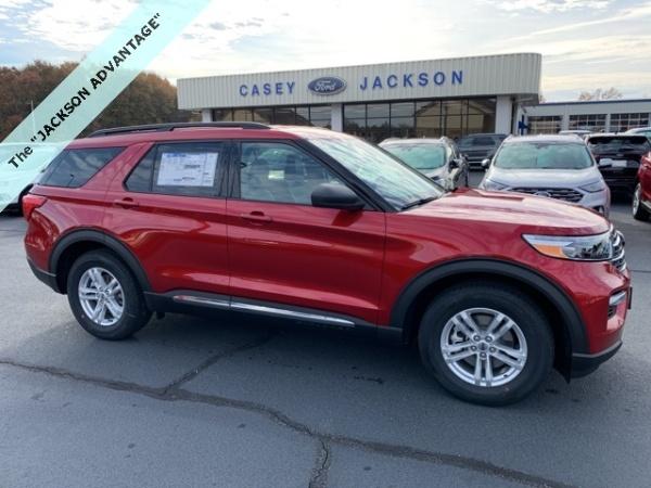 2020 Ford Explorer in Royston, GA