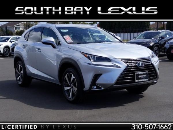 2019 Lexus NX in Torrance, CA