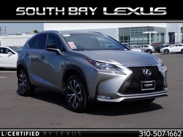 2017 Lexus NX in Torrance, CA