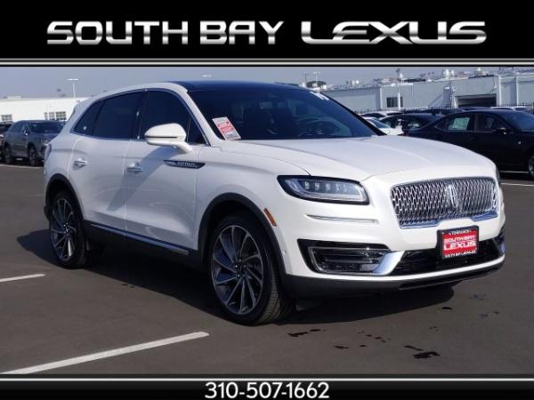 2019 Lincoln Nautilus in Torrance, CA
