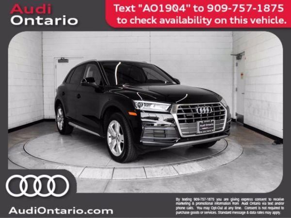 2018 Audi Q5 in Ontario, CA