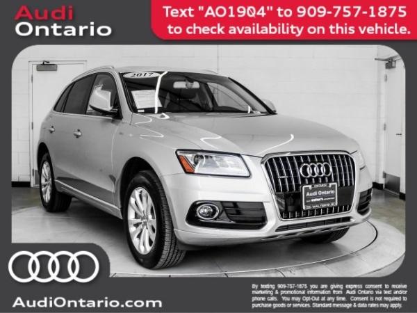 2017 Audi Q5 in Ontario, CA