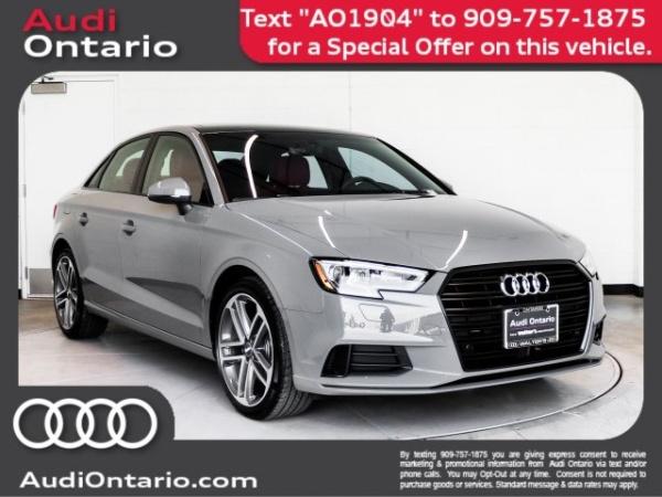 2020 Audi A3 in Ontario, CA