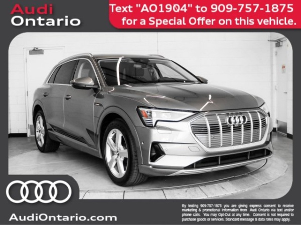 2019 Audi e-tron in Ontario, CA