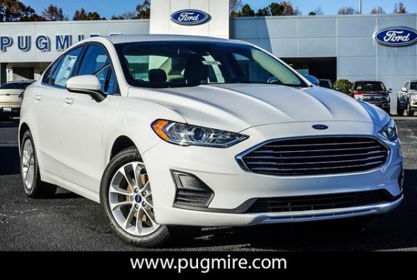 2020 Ford Fusion in Carrollton, GA