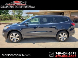 Used 2012 Chevrolet Traverse LTZ FWD For Sale In Fort Smith, AR