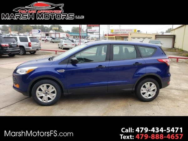 2016 Ford Escape in Fort Smith, AR
