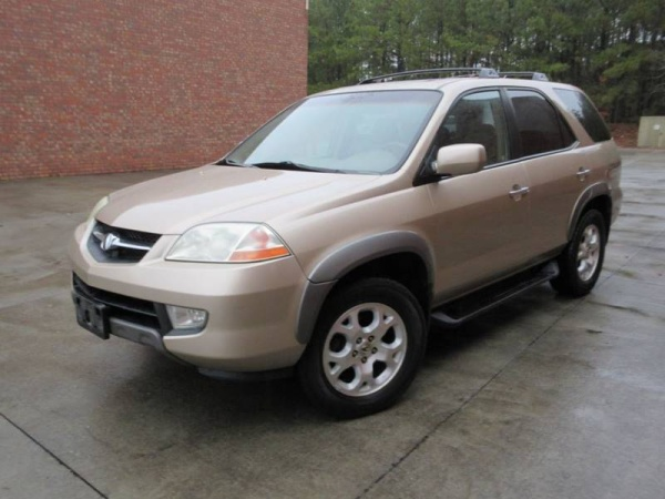 2001 Acura MDX with Touring
