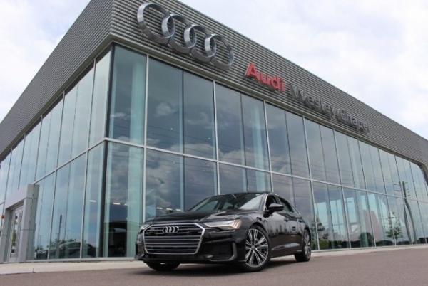 2019 Audi A6 in Wesley Chapel, FL