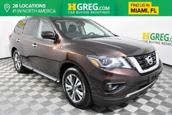 2019 Nissan Pathfinder in Miami, FL