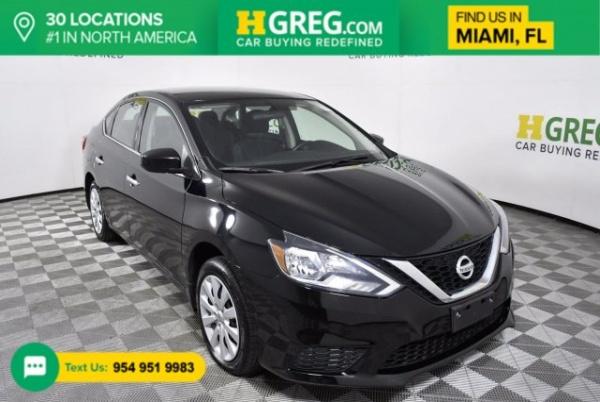 2017 Nissan Sentra in Miami, FL