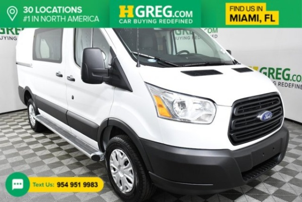 2019 Ford Transit Cargo Van in Miami, FL