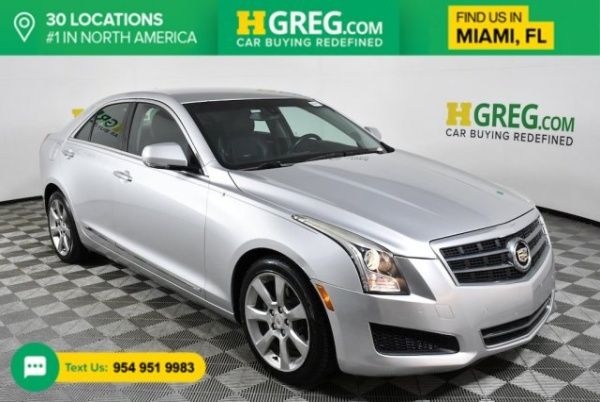 2014 Cadillac ATS in Miami, FL