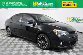 Used Toyota Corolla For Sale >> Used Toyota Corollas For Sale Truecar