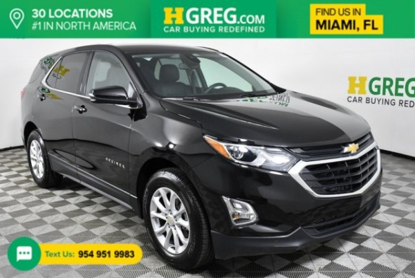 2019 Chevrolet Equinox in Miami, FL