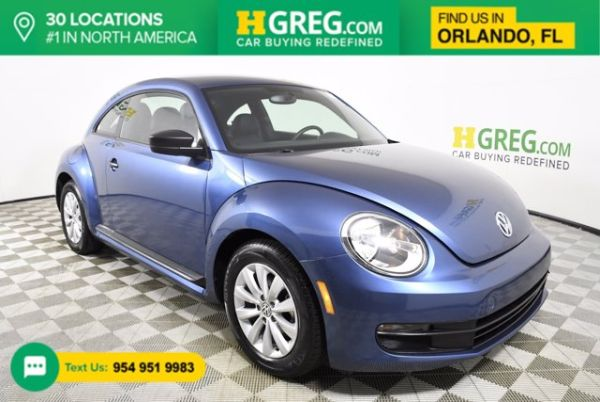 2016 Volkswagen Beetle 1.8T Classic