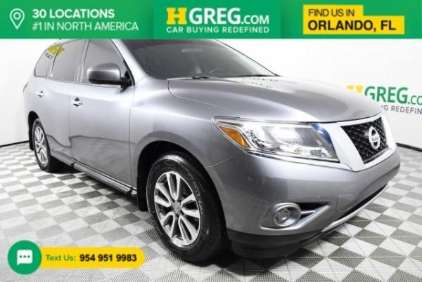 2015 Nissan Pathfinder in Orlando, FL