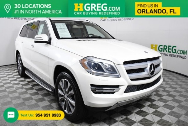 2015 Mercedes-Benz GL in Orlando, FL