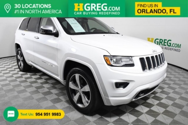 2016 Jeep Grand Cherokee in Orlando, FL