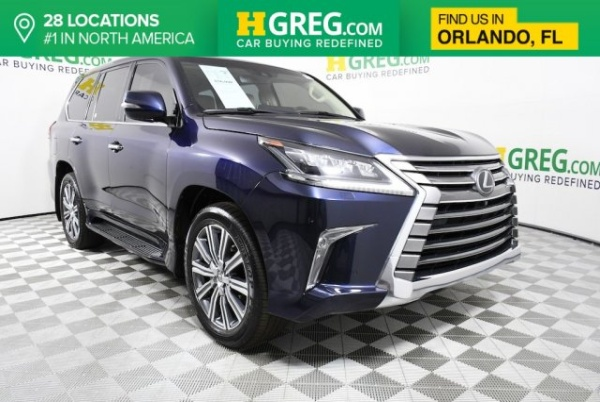 Used Lexus LX 570 for Sale in Orlando, FL: 7 Cars from