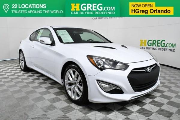 2016 Hyundai Genesis 3.8 Base